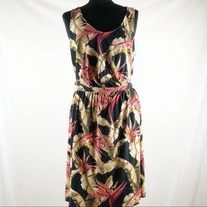 Tommy Bahama Tropical sleeveless dress, size XL